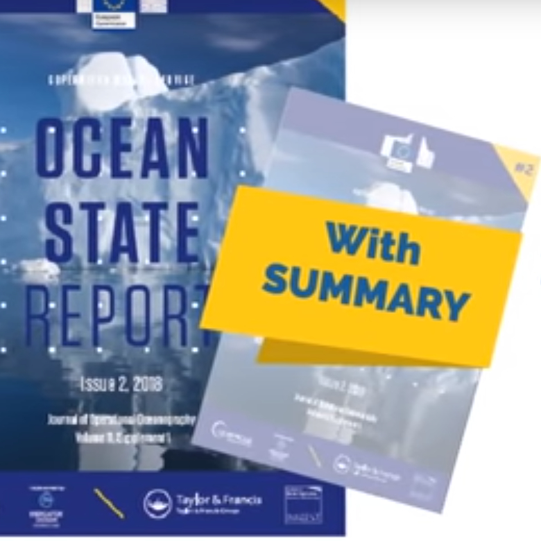 CMEMS releases 2nd Ocean State Report