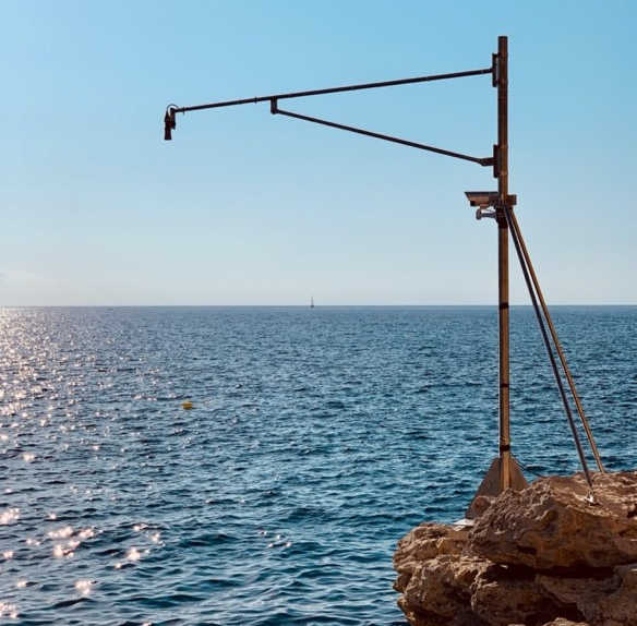 First sea level measurements on the southern coast of Malta