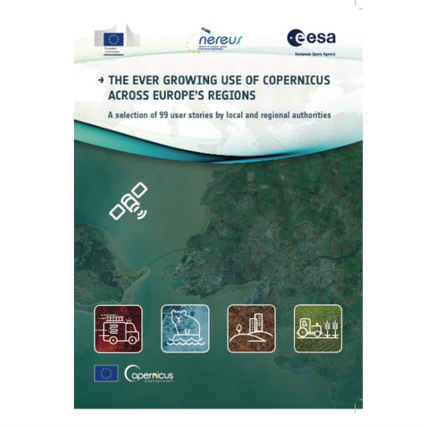 Launch of Copernicus4Regions publication featuring KAPTAN