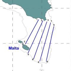 Pelagic Acoustic Fish Survey in the Malta Channel
